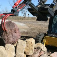 grapple moving boulders